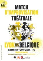 Affiche---Lily-vs-Belgique